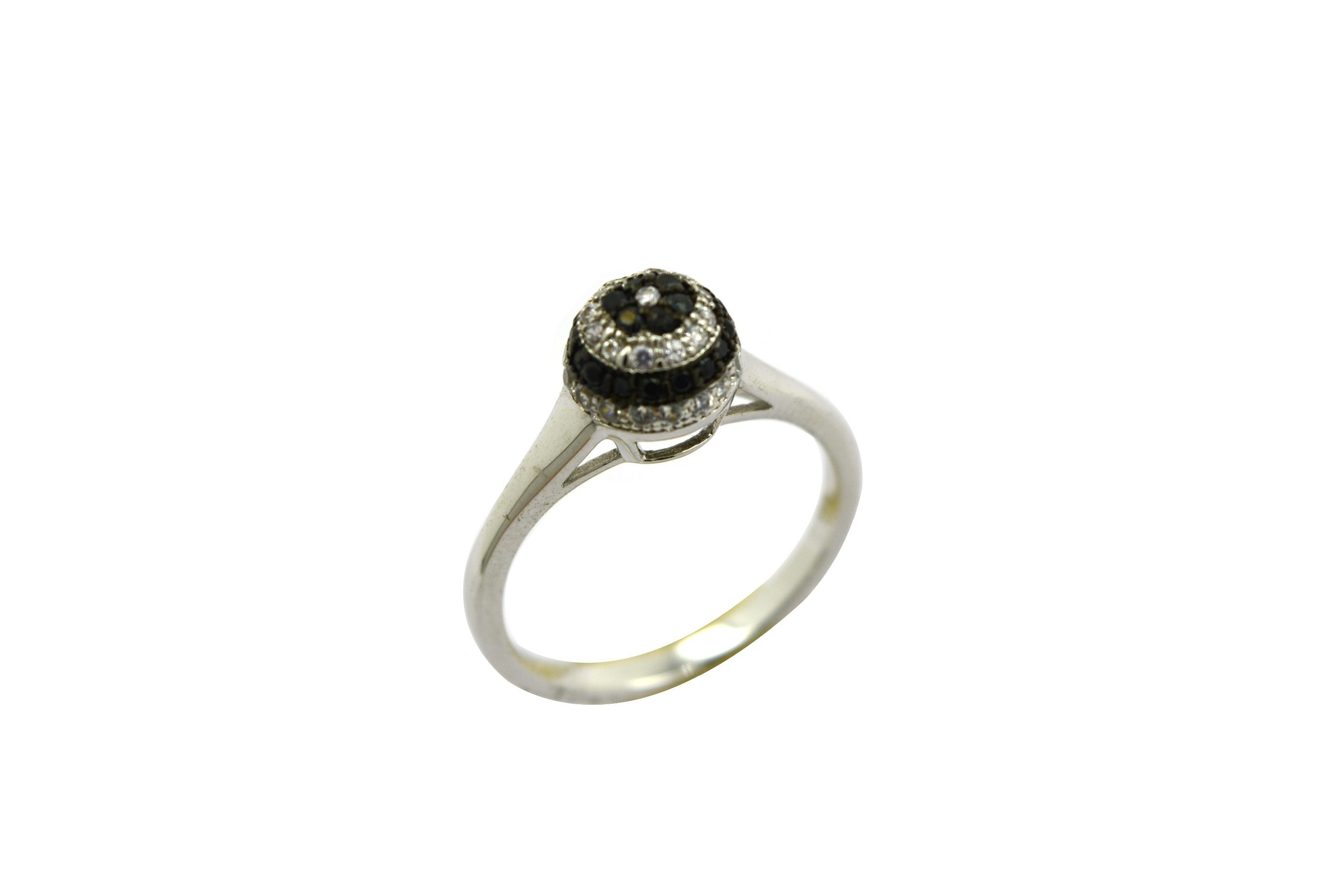 925 Sterling Silver CZ Ring Fine Jewelry