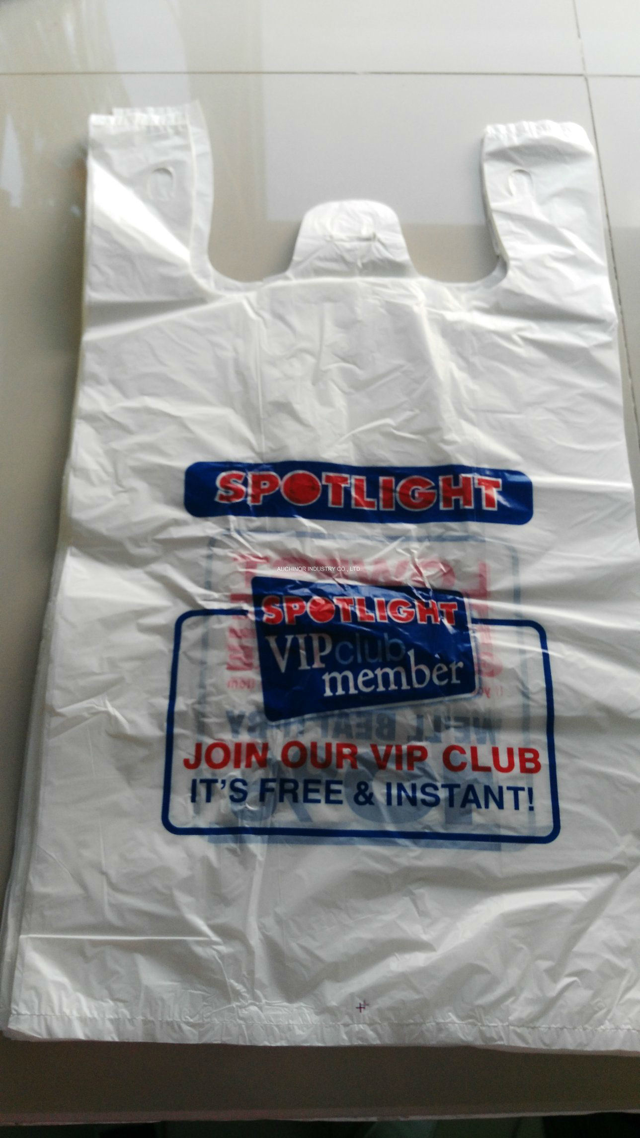 Die Cut Bag Patch Handle Bag Poly Die Cut Bag Boutique Bag Poly Handle Bag Shopping Bag Garment Bag Carrier Bag Plastic Bag Packaging Bag