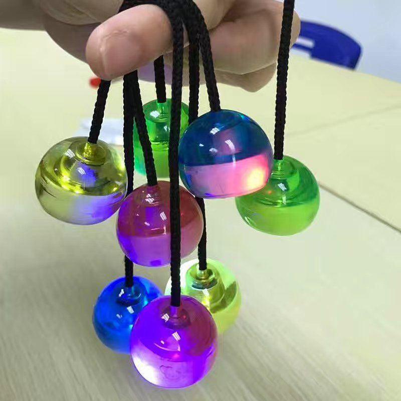 Factory Wholesale Price LED Fidget Yo Yo