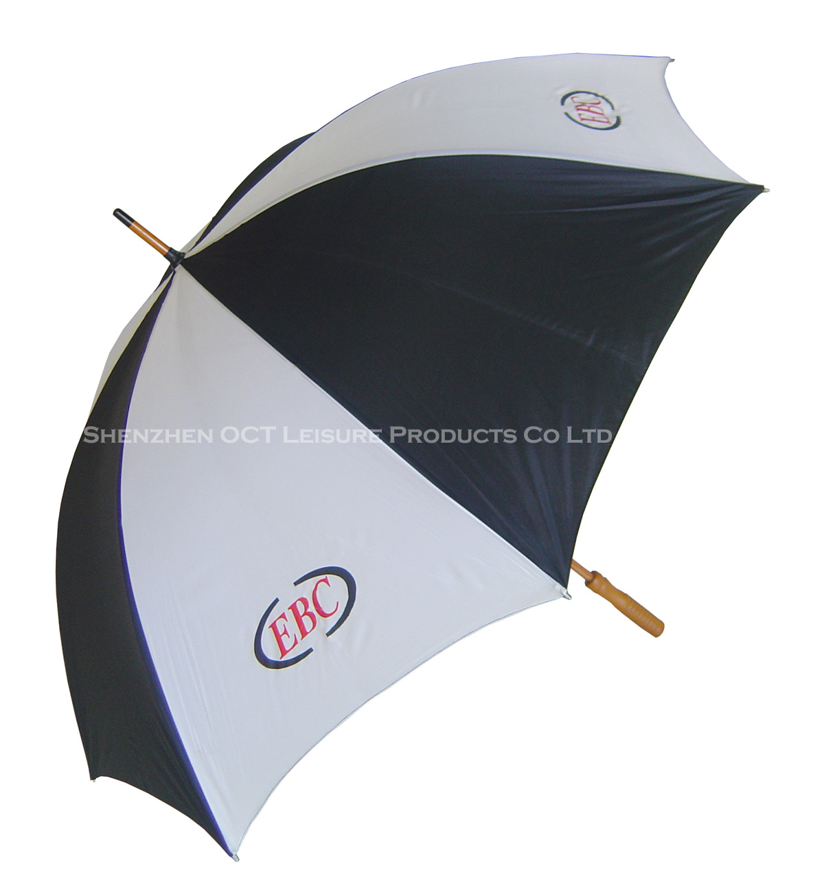 Popular Advertising Golf Umbrella with Good Quality (OCT-G23AD)