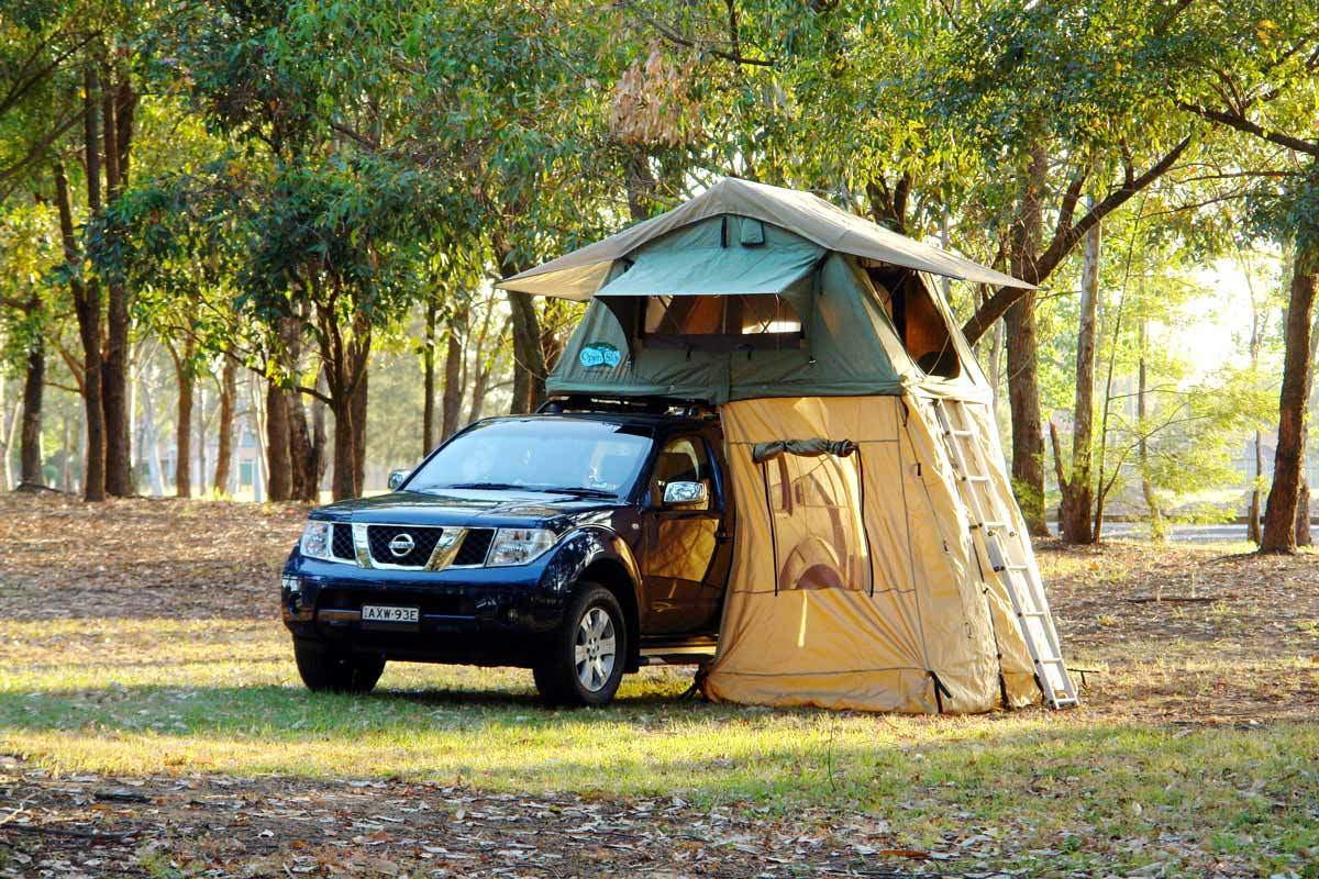 2017 Outdoor Car Camping Top Sell Tent in Australia 1.9m Roof Top Tent
