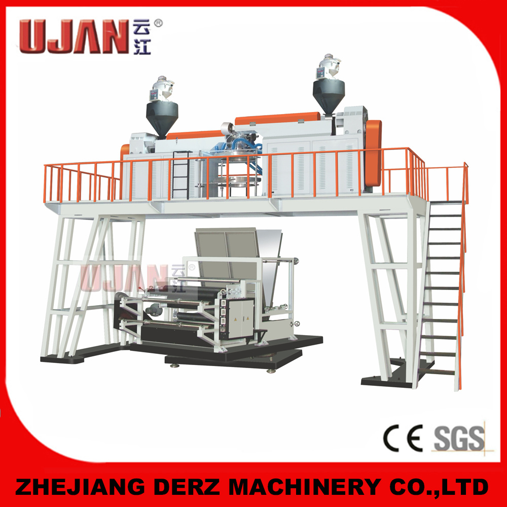 Two-Layer Co-Extrusion PP Film Blown Machine