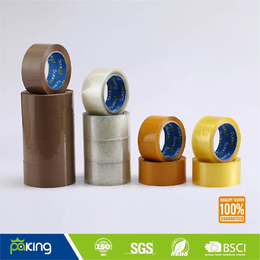 6 Rolls Shrink Transparent BOPP Packaging Tape with Competitive Price