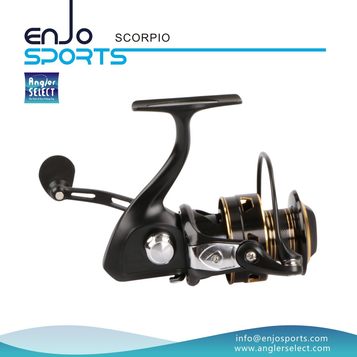 Spinning/Fixed Spool Fishing Tackle Reel (SFS-SO600)