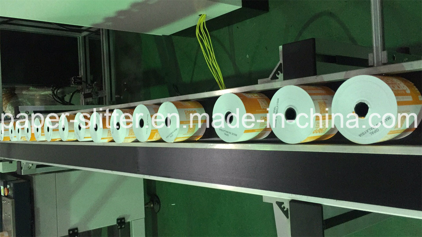Automatic Cash Roll Printing Line