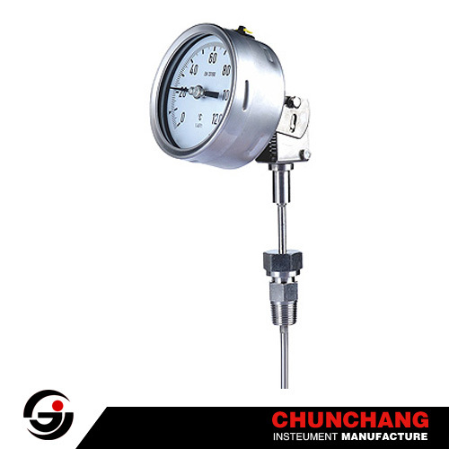 Every Angle Bimetal Thermometer
