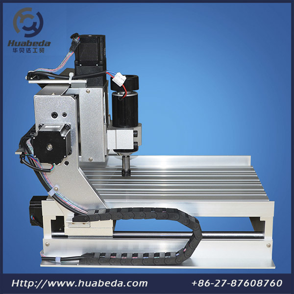 CNC Router Metallic Engraving Machine
