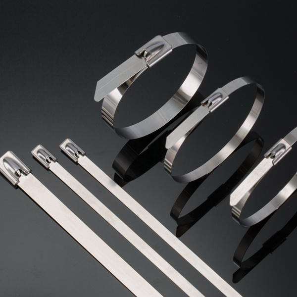 UL 304 Self Locking Stainless Steel Cable Ties