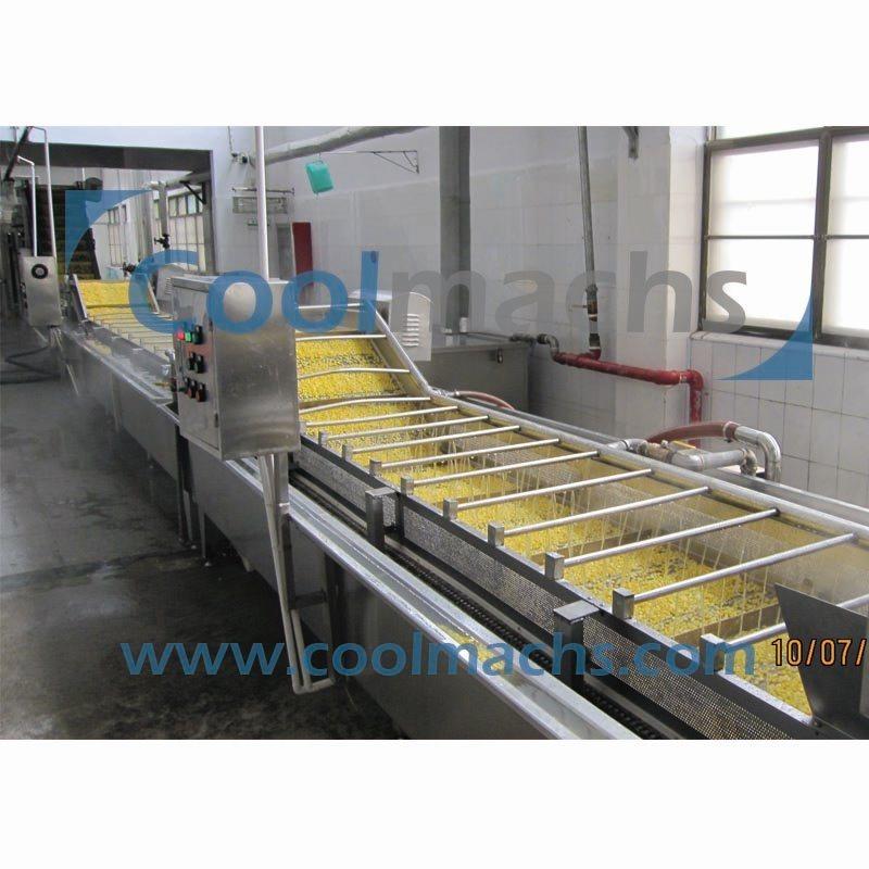 Sweet Corn Freezing Production Line