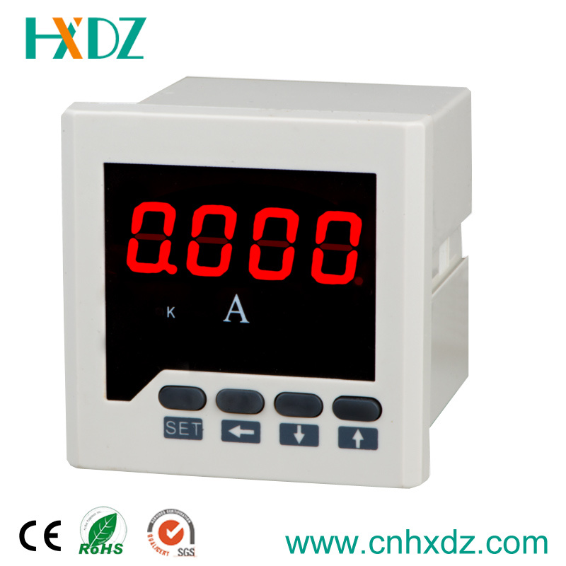 Single Phase LED Display Digital Current Meter