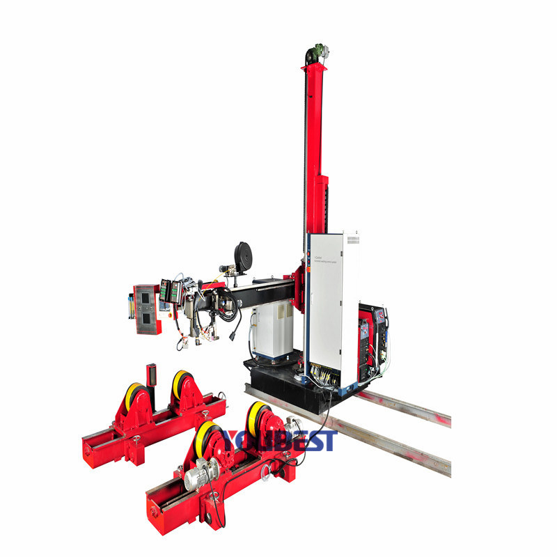 Heavy Duty Column and Boom Welding Manipulator Machine