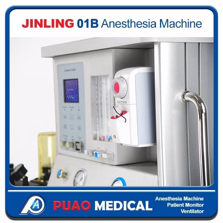 Jinling 01b Economic Model Anesthesia Machine