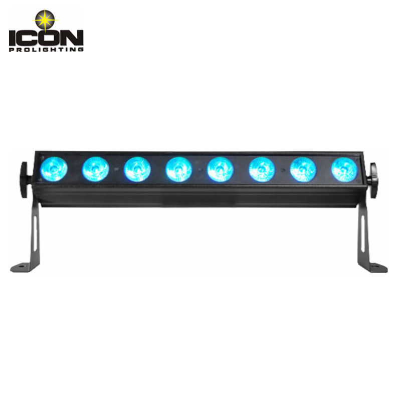 Newest 8X8W 4in1 LED Wall Washer for Landscape Lighting