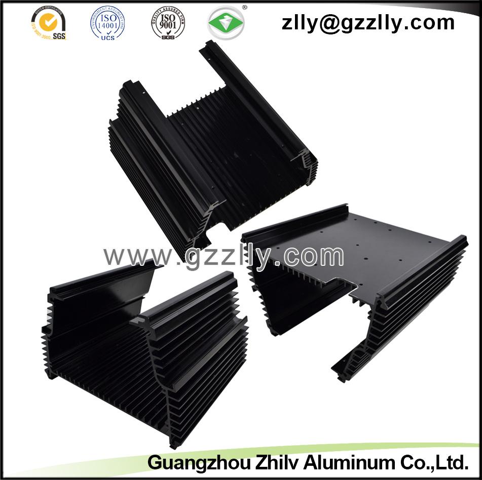 Stage Equipment Aluminium Extrusion Heatsink