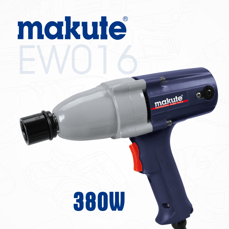 1/2′′ Mighty Torque Wrench Professional Electric Impact Wrench (EW016)