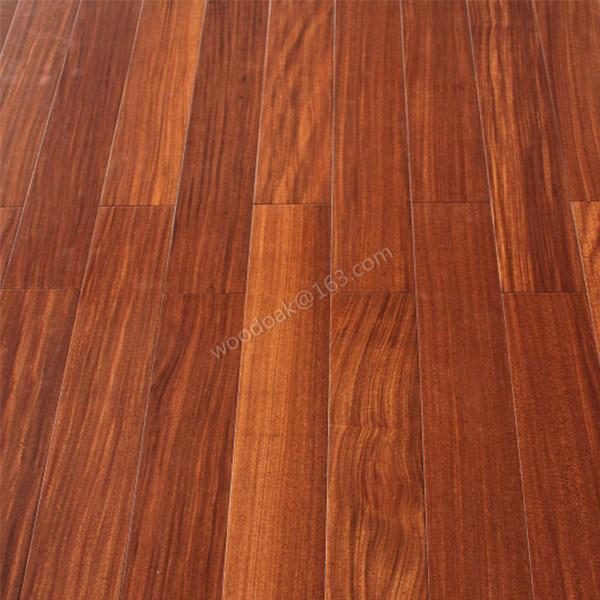 Multiply Engineered Kaya Kuku Wood Flooring with Natural /Stain Color