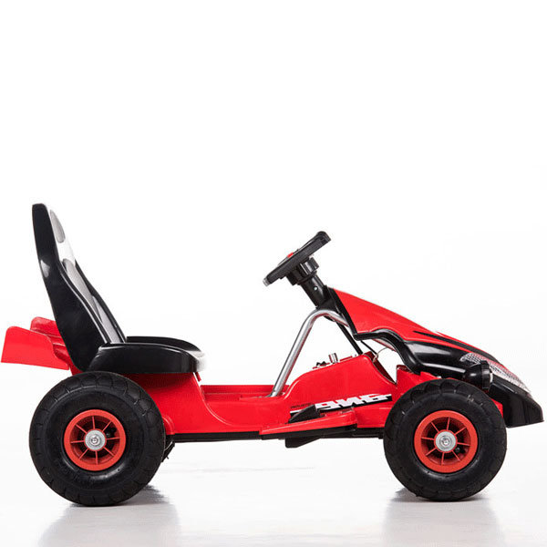Electric Ride-on Children′s Toy Car- Red Kart Air Tire