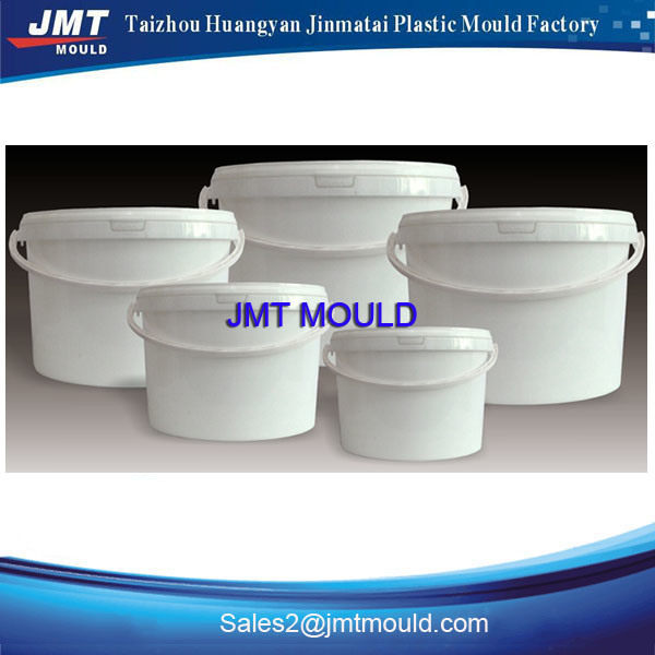 Plastic Injection Food Grade Buckets Mould