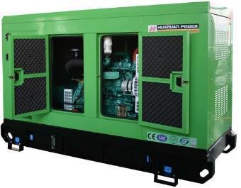 65kVA Silent Weichai Diesel Generator Set