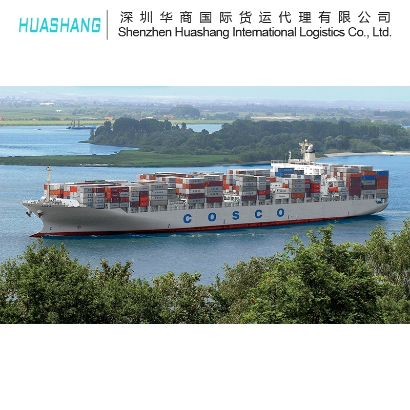 LCL Export From China