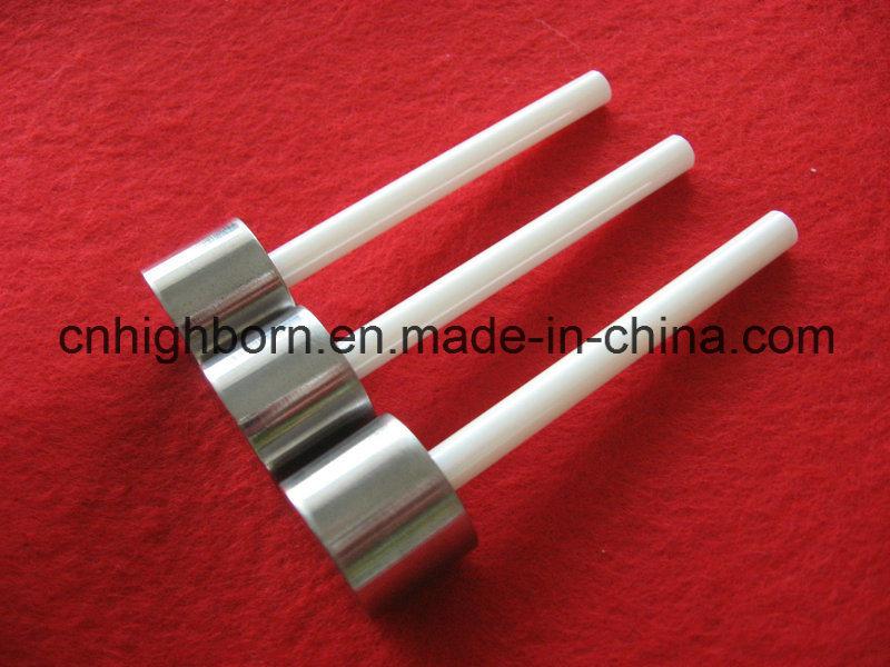 High Hardness Precision White Zirconia Ceramic Piston