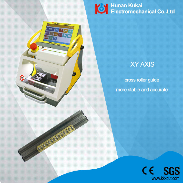 China Cheapest Key Cutting Machine Multiple Languages OEM and ODM (SEC-E9)