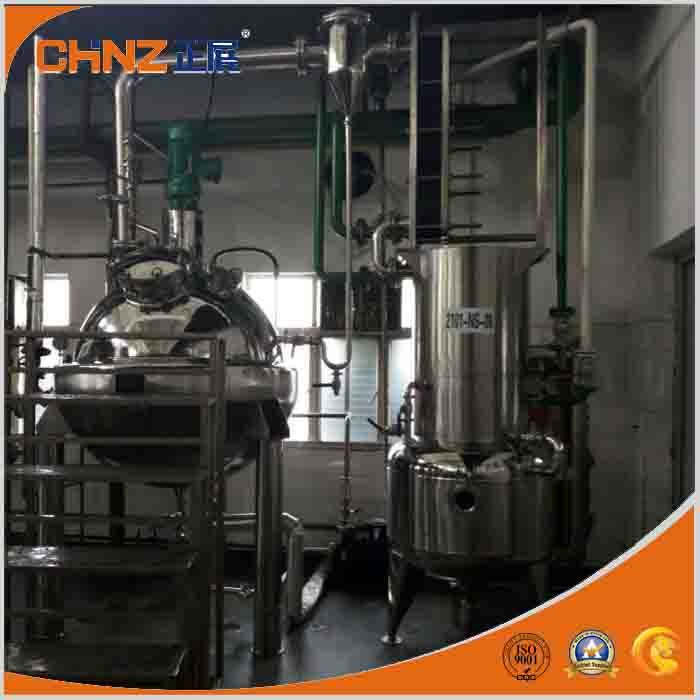 Qn Series Ball Type Vacuum Concentrator (jam evaporator)