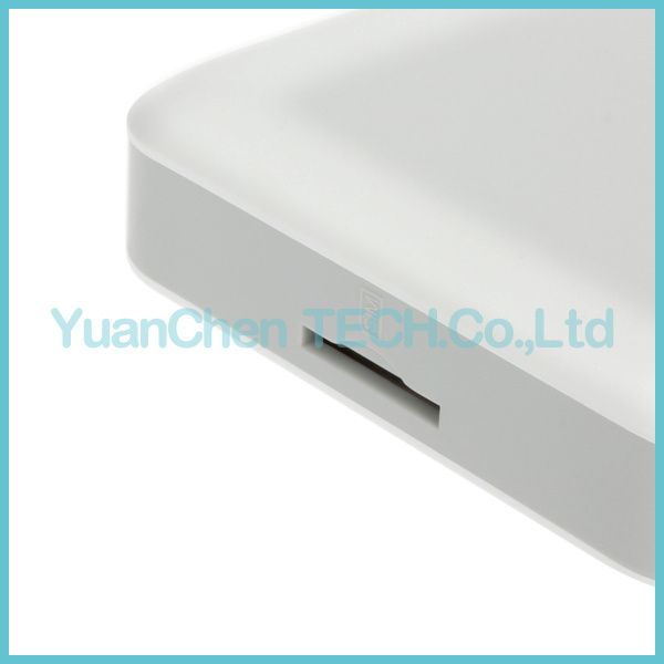 2016 FDD-Lte 4G Portable WiFi Route 5200 mAh or Power Bank with Dongle SIM Card Slot RJ45 Port Router