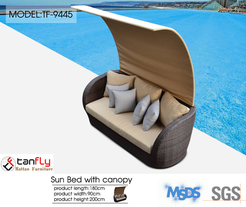 Outdoor Beach Rattan Chair Creative Personalized Leisure Lounge