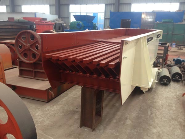 Vibrating Feeder, Vibrating Feeder for Mine