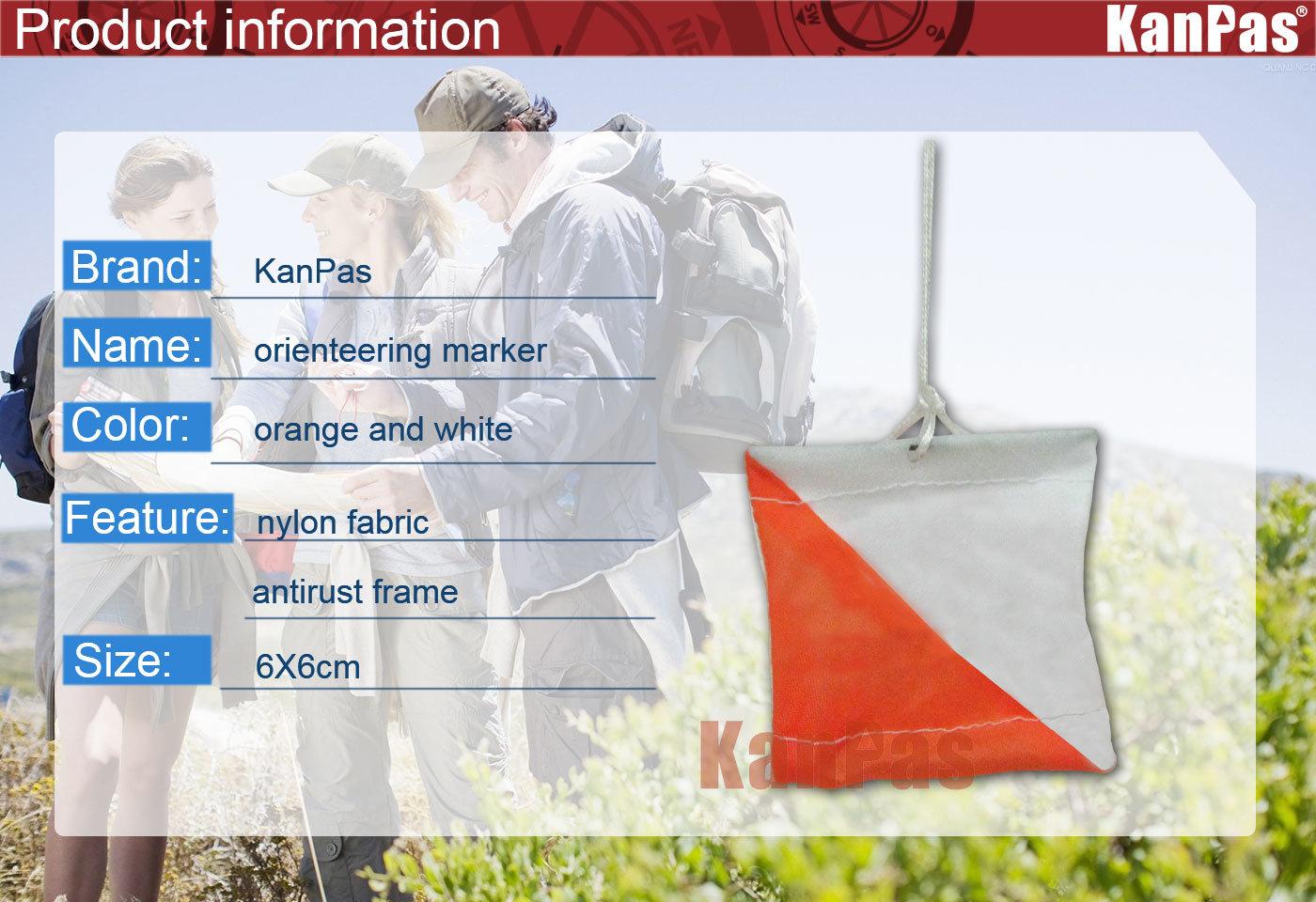 Mini Orienteering Marker 6X6cm
