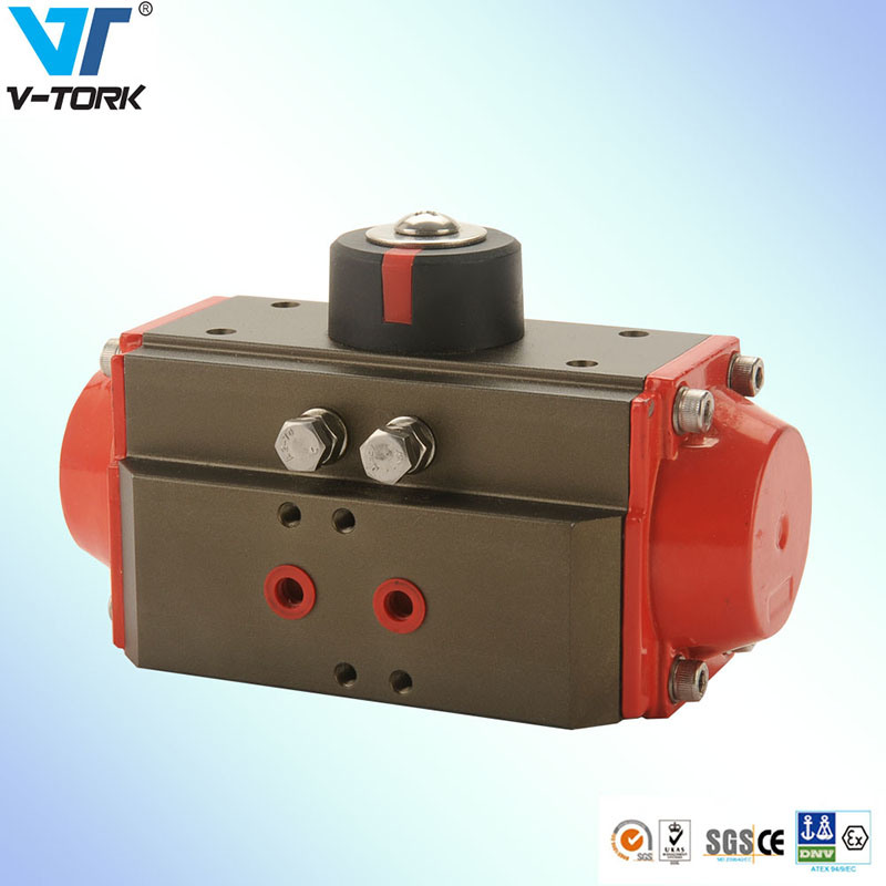 Factory Direct Sale Rotary Pneumatic Actuator for Butterfly Valve