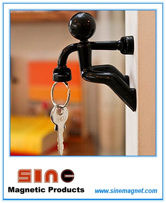 Climbing Man Magnetic Key Hook