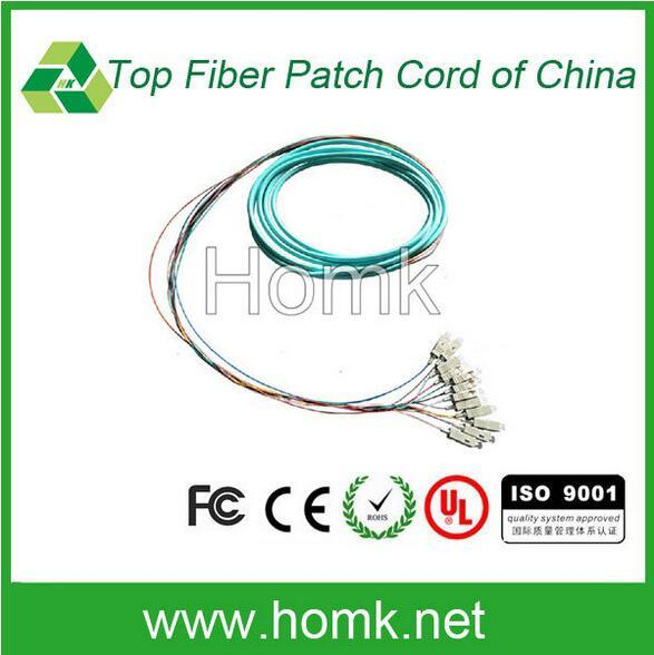 Fiber Optic Pigtail Om3 Sc