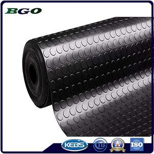 Durable Custom Industrial Rubber Non-Slip Flooring Mat