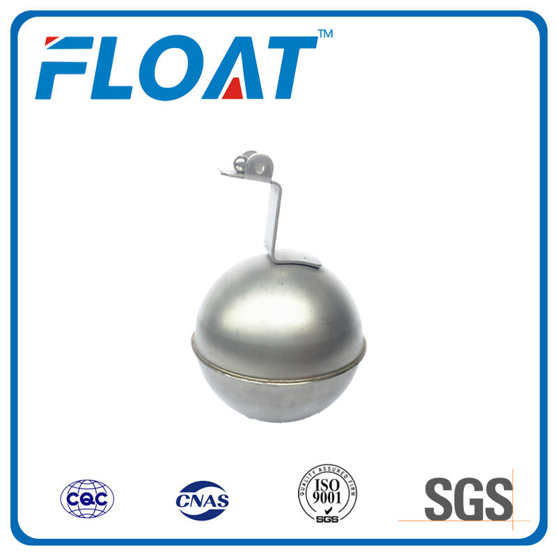 304/316L Stainless Steel Ball Fixed Float Bracket Diameter 60mm