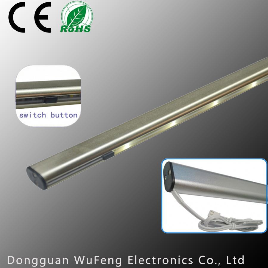 China LED Wardrobe Light (Switch Button Controled Closet Rod)  DC12V Type    China LED Wardrobe Light, LED Furniture Light