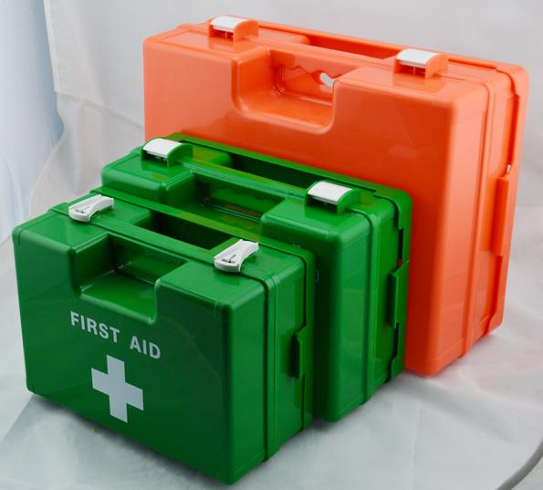 ABS Hard Plastic Wall Bracket Waterproof IP68 First Aid Kit