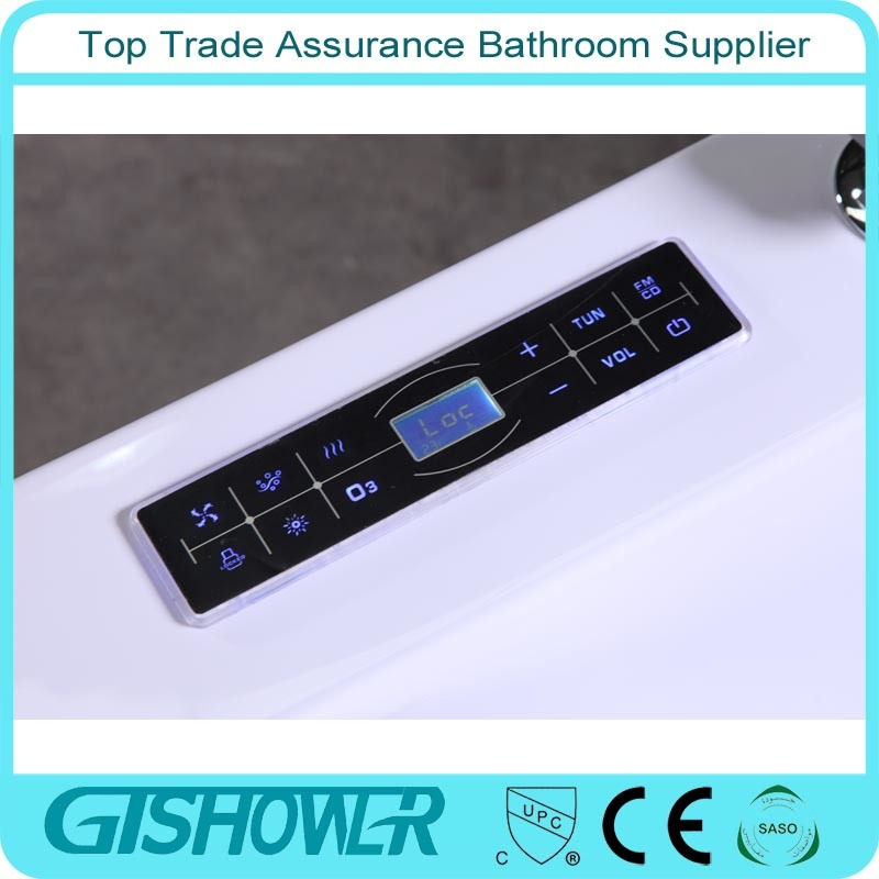 Bathroom Free Standing Whirlpool Jacuzzi Bathtub (KF-620)