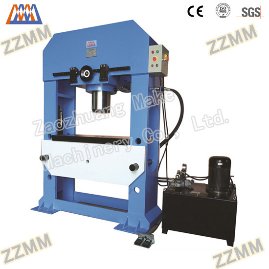Sliding Cylinder RAM Industrial Hydraulic Press Machine for Hardware Parts Stamping and Molding (HP-300M)