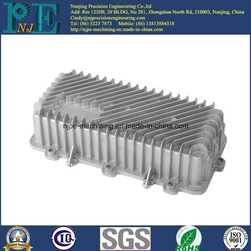 Custom Heat Sink Housing Aluminum Die Casting Parts
