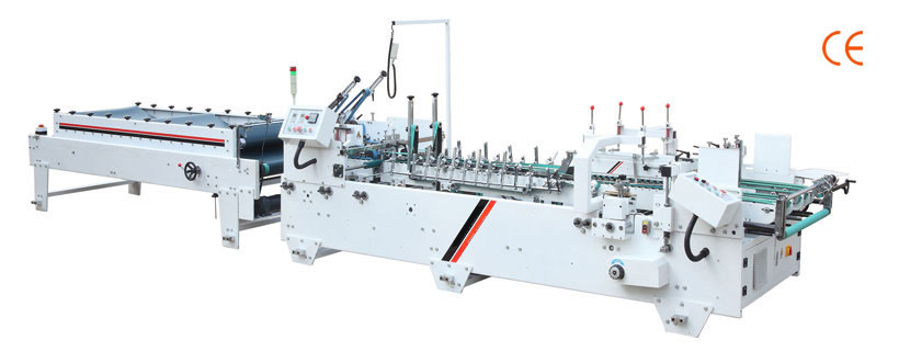 Fully Automatic Corrugated Paper Folder Gluer (GTHB-1050/1250/1450)