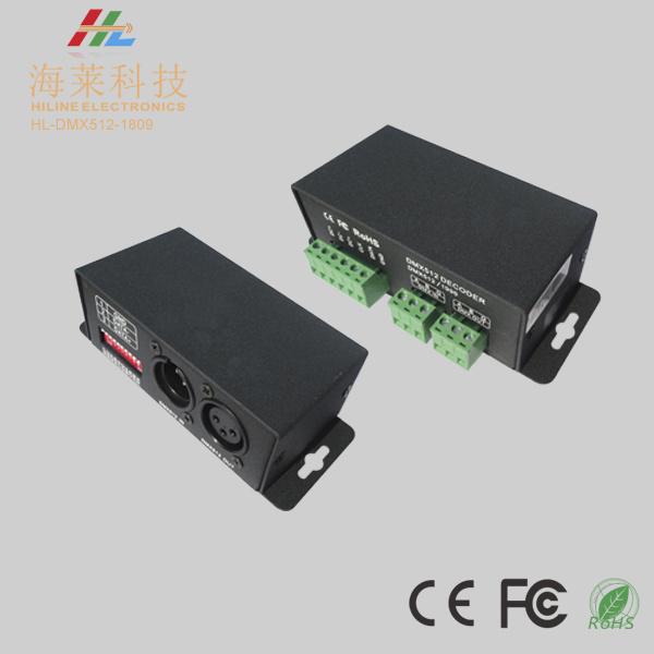 5-24VDC Spi TM1803 TM1809 Ws2801 Tls3001 Lpd6803 DMX512 Dim Driver
