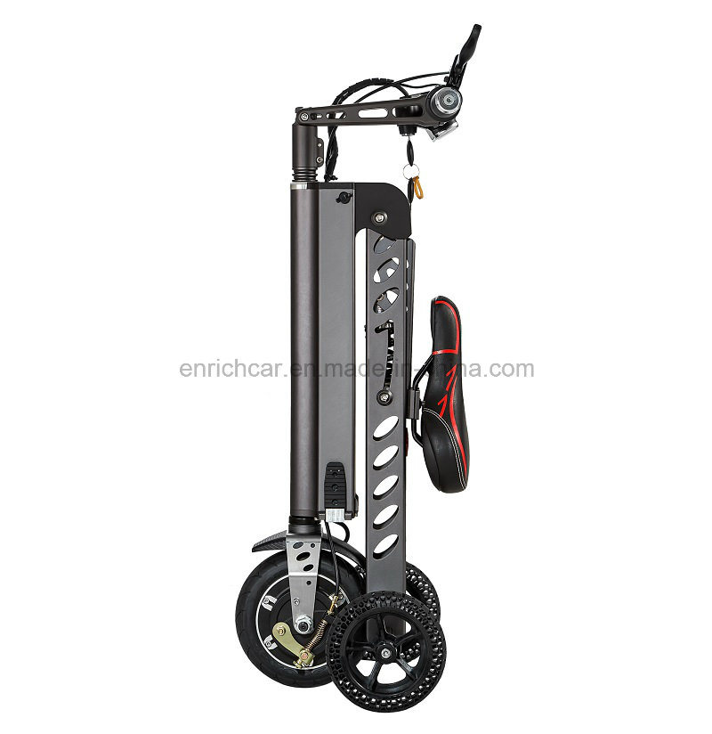 Fashion Green Two Wheel Electric Vehicle/Foldable Electric Bike