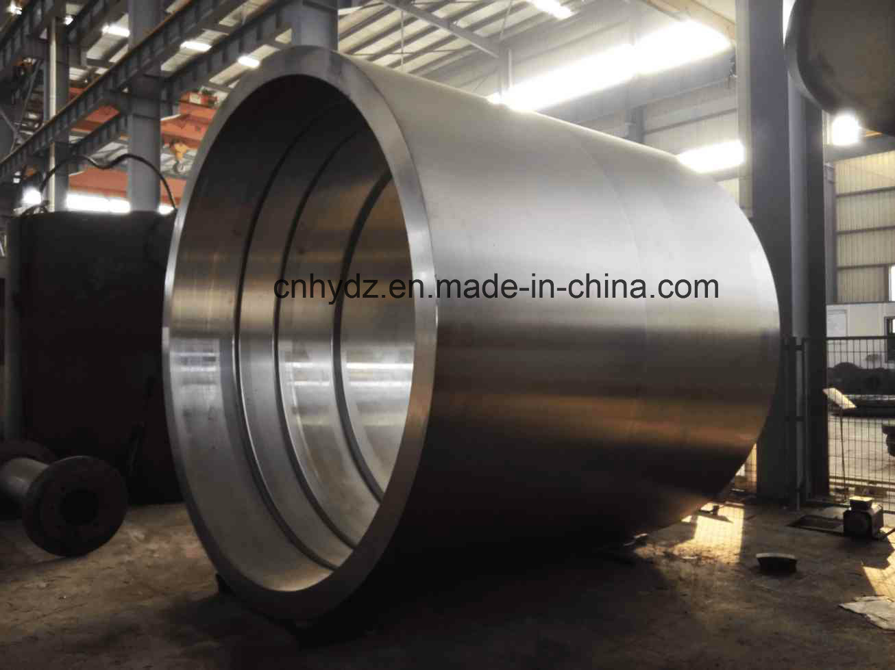 Hot Forged Cylinder 20mnmo Used for Pressure Vessel