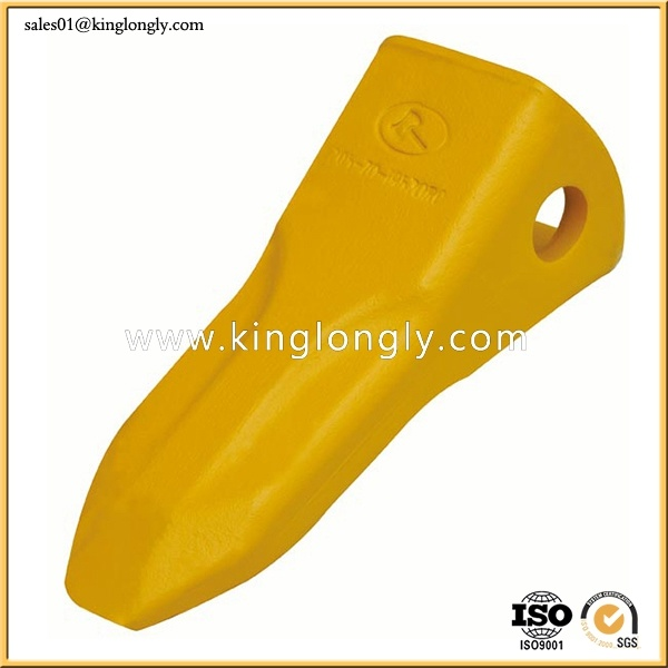 Komatsu PC200 Point Type Forging Bucket Teeth Excavator Parts