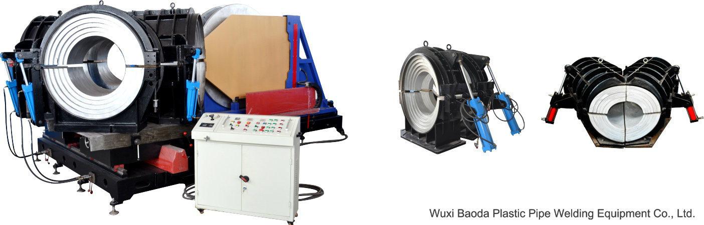 Plastic Pipe Muti-Angle Welding Machine (BRGH 1600)