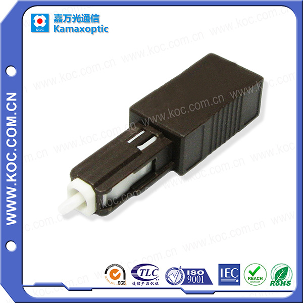 Plug-in Fixed Optical Fiber Attenuator