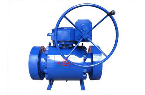 Flanged Jacket Stainless Steel Ball Valve