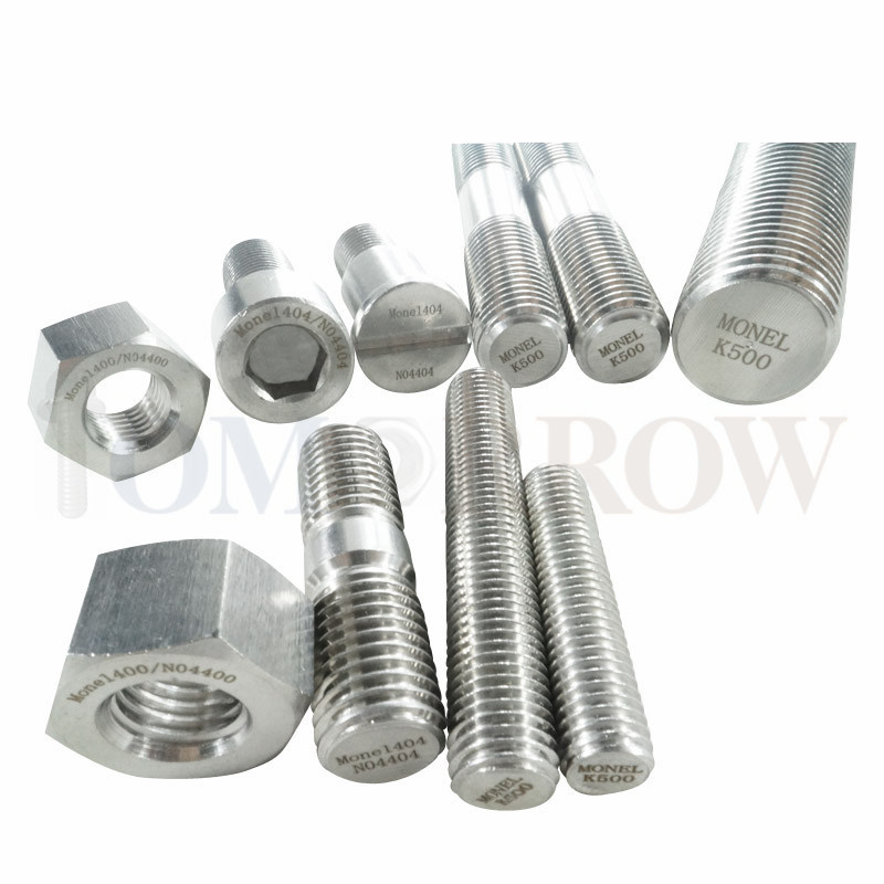 High Quality Monel 400 Hex Bolt